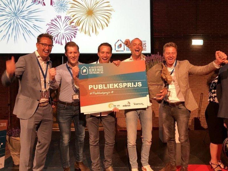 Publieksprijs voor ISO Simpel