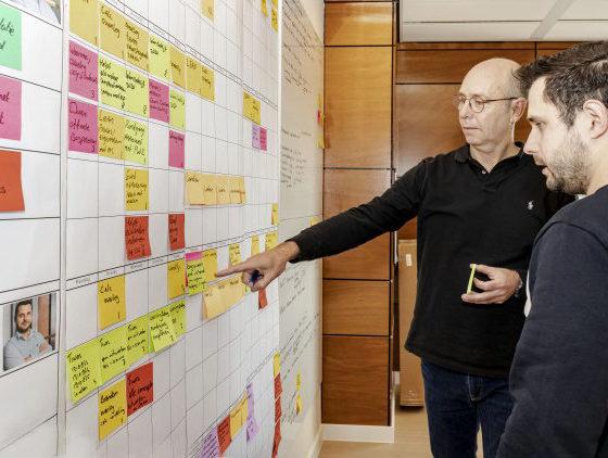 Organisatie op z'n kop: van afdelingen naar klantenteams