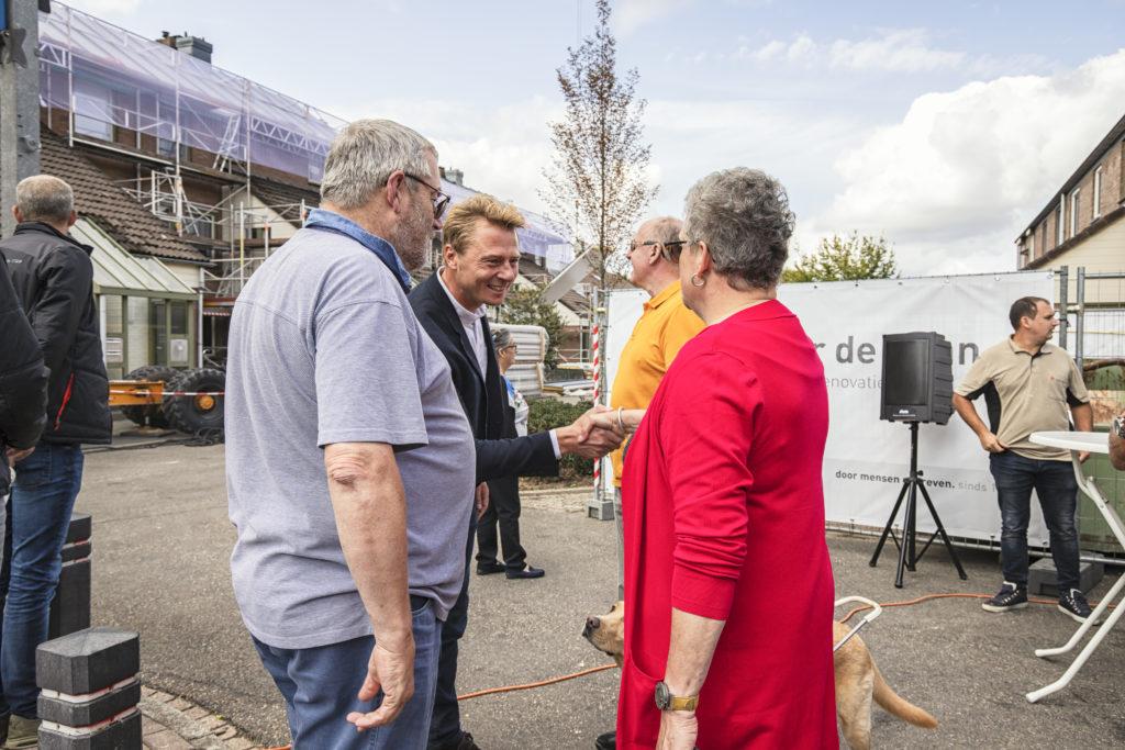 100 procent deelname en een 8,9 voor renovatie Antares in Tegelen