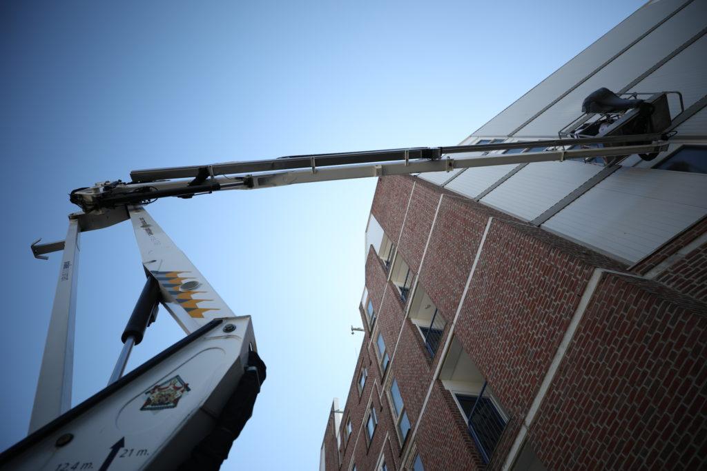 Groot onderhoud en RGS-samenwerking Pancratiusflat Heerlen